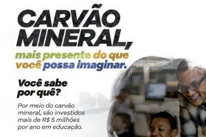 Campanha Carvão Mineral - Ferrovia Tereza Cristina